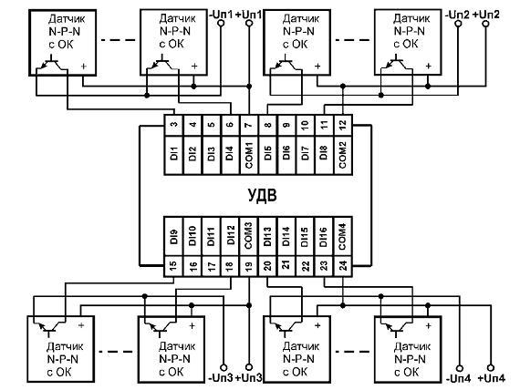 электроника зп-01. схема