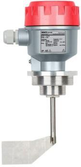 Флажковый датчик-сигнализатор уровня сыпучих материалов INNOLevel в общепромышленном исполнении